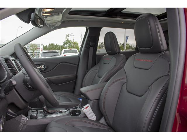 2019 Jeep Cherokee Trailhawk (Stk: K183620) in Abbotsford - Image 12 of 23