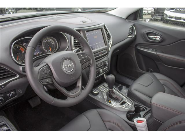 2019 Jeep Cherokee Trailhawk (Stk: K183620) in Abbotsford - Image 13 of 23