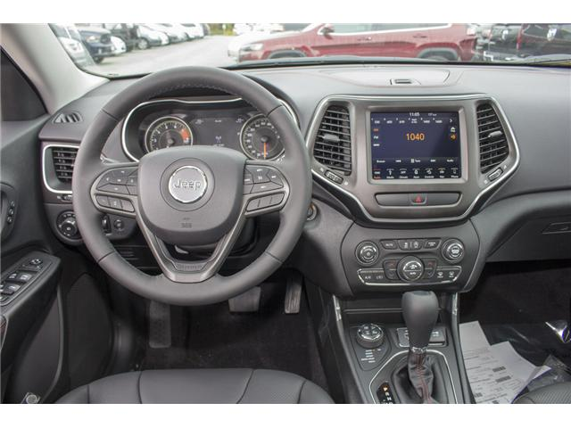 2019 Jeep Cherokee Trailhawk (Stk: K183620) in Abbotsford - Image 15 of 23