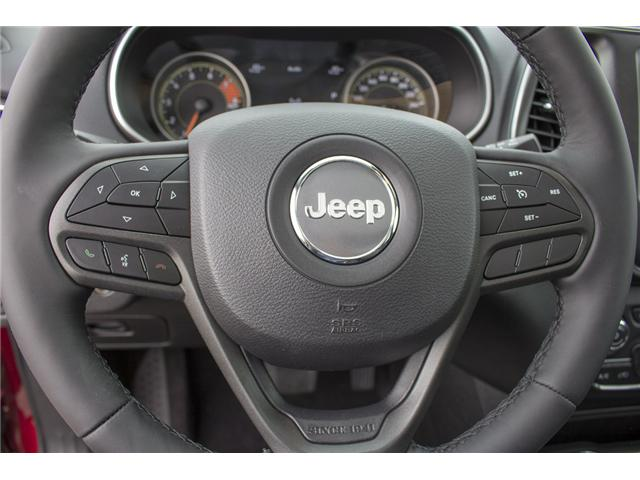 2019 Jeep Cherokee Trailhawk (Stk: K183620) in Abbotsford - Image 17 of 23