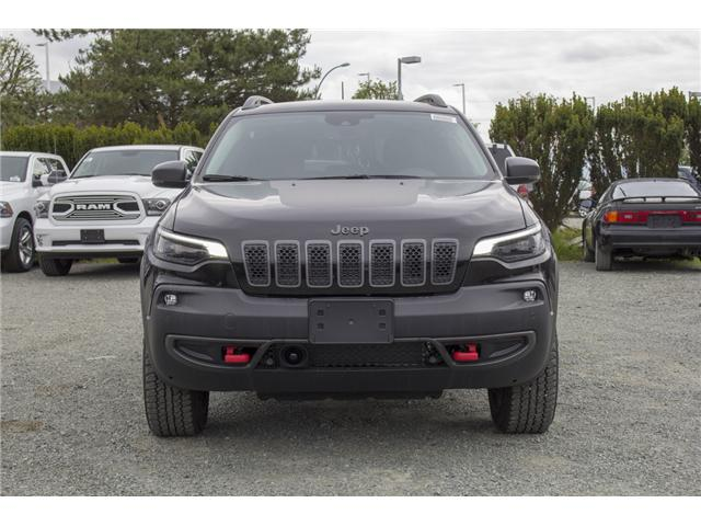 2019 Jeep Cherokee Trailhawk (Stk: K183621) in Abbotsford - Image 2 of 26
