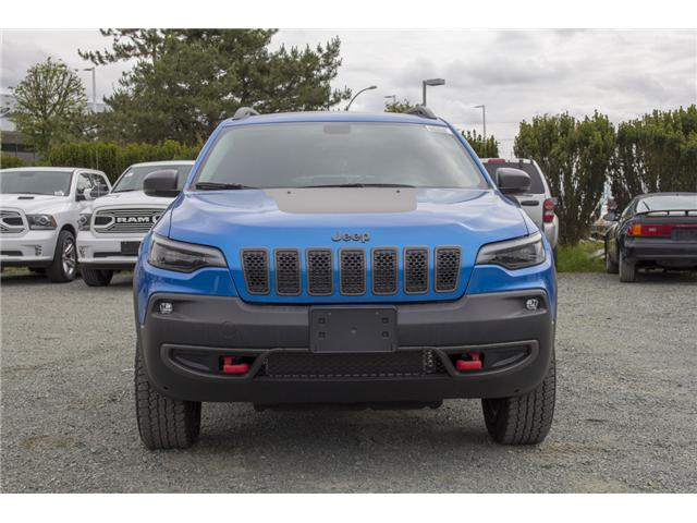 2019 Jeep Cherokee Trailhawk (Stk: K183625) in Abbotsford - Image 2 of 28