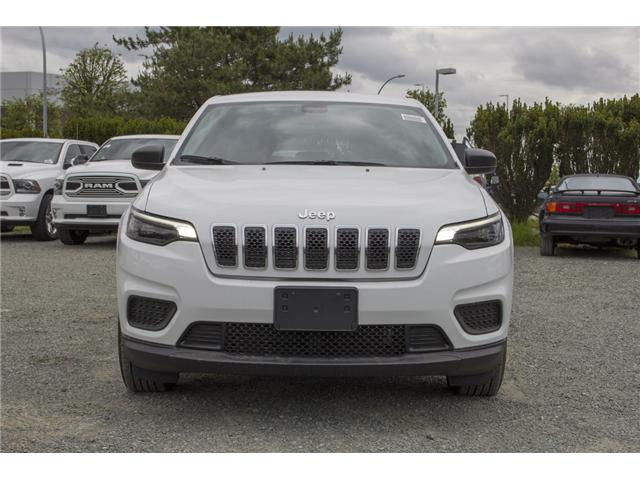 2019 Jeep Cherokee Sport (Stk: K185410) in Abbotsford - Image 2 of 23