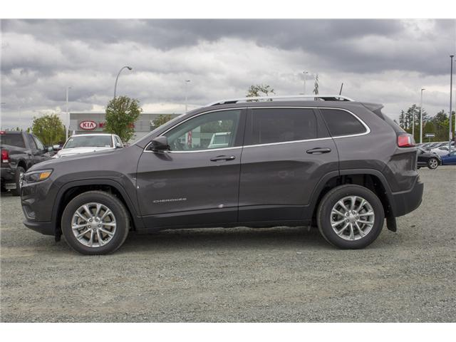 2019 Jeep Cherokee North (Stk: K185411) in Abbotsford - Image 4 of 26