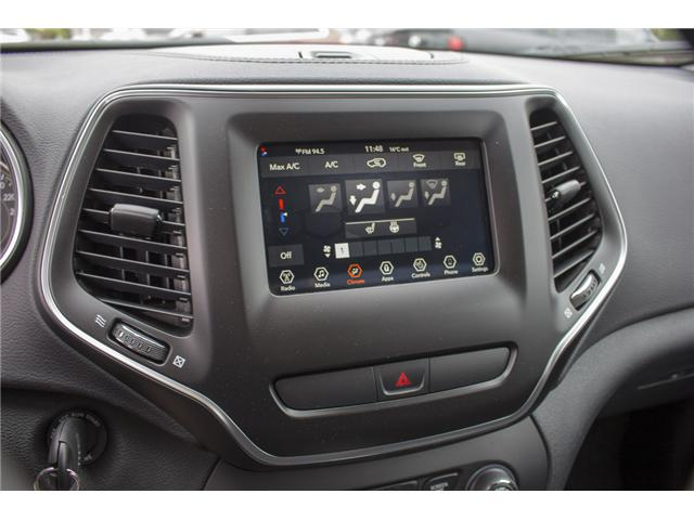 2019 Jeep Cherokee North (Stk: K185411) in Abbotsford - Image 21 of 26