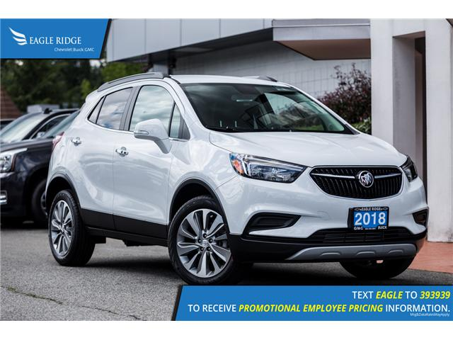 2018 Buick Encore Preferred (Stk: 86612A) in Coquitlam - Image 1 of 18