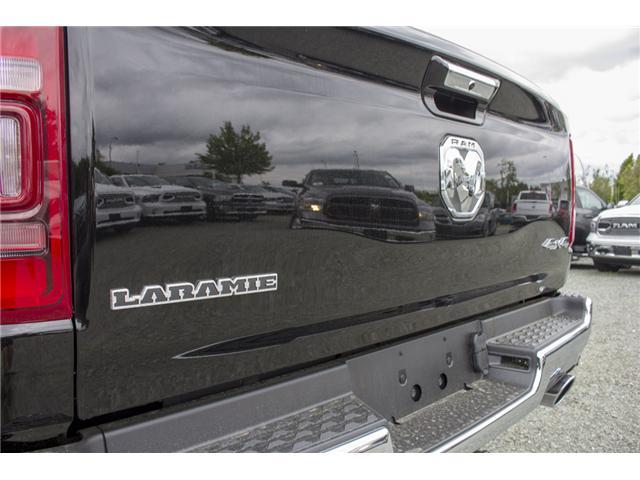 2019 RAM 1500 Laramie (Stk: K527773) in Abbotsford - Image 10 of 28