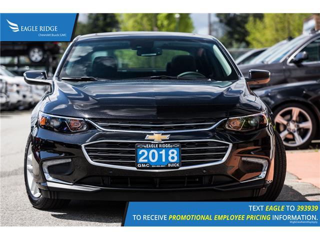 2018 Chevrolet Malibu Hybrid Base (Stk: 82006A) in Coquitlam - Image 2 of 23