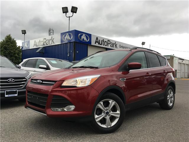 2016 Ford Escape SE (Stk: 16-63538) in Georgetown - Image 1 of 27