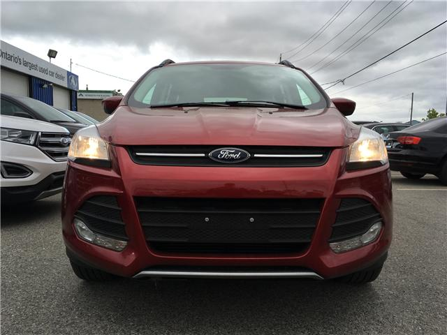 2016 Ford Escape SE (Stk: 16-63538) in Georgetown - Image 2 of 27