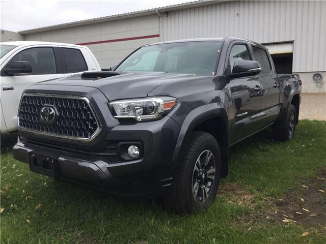 2018 Toyota Tacoma SR5 (Stk: N03818) in Goderich - Image 1 of 1