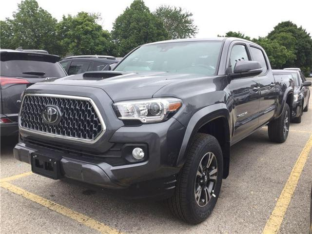 2018 Toyota Tacoma SR5 (Stk: N07418) in Goderich - Image 1 of 1