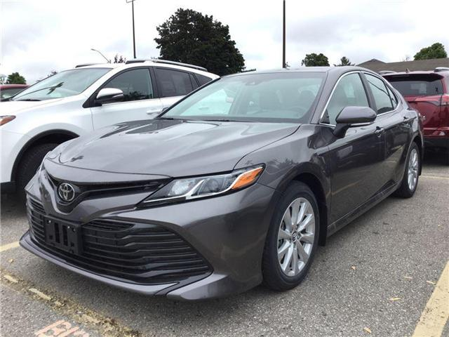 2018 Toyota Camry LE (Stk: N37717) in Goderich - Image 1 of 1