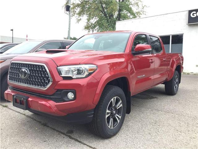 2018 Toyota Tacoma SR5 (Stk: N09018) in Goderich - Image 1 of 1