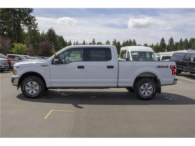 2018 Ford F-150 XLT (Stk: 8F10209) in Surrey - Image 4 of 14