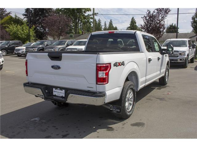 2018 Ford F-150 XLT (Stk: 8F10209) in Surrey - Image 7 of 14