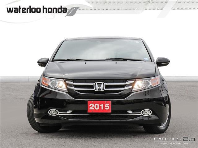 2015 Honda Odyssey Touring (Stk: U3865) in Waterloo - Image 2 of 28