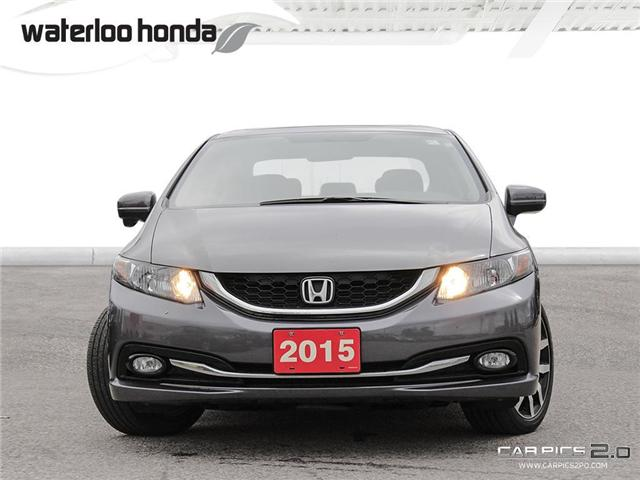 2015 Honda Civic Touring (Stk: U3944) in Waterloo - Image 2 of 28