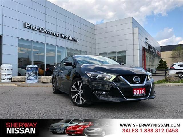 2018 Nissan Maxima  (Stk: P55410) in Toronto - Image 1 of 12