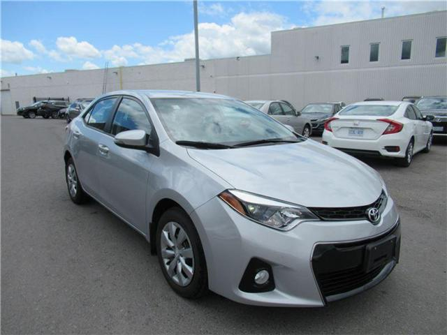 2016 Toyota Corolla LE (Stk: 15361A) in Toronto - Image 1 of 13