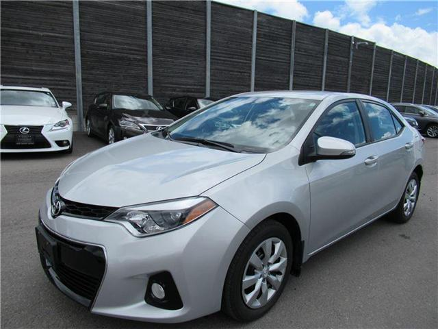 2016 Toyota Corolla LE (Stk: 15361A) in Toronto - Image 2 of 13