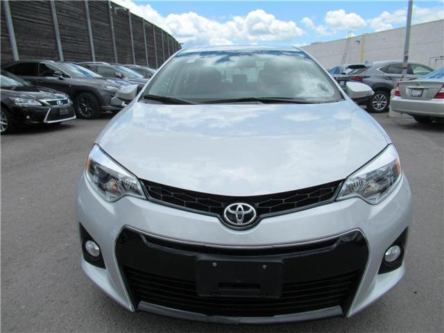 2016 Toyota Corolla LE (Stk: 15361A) in Toronto - Image 3 of 13
