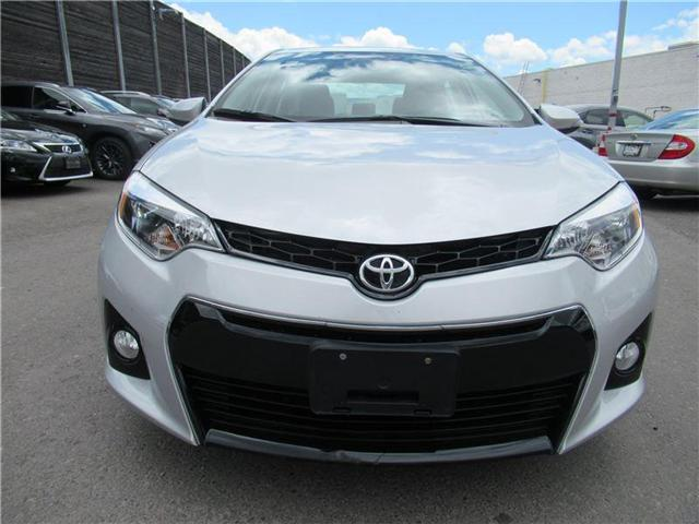 2016 Toyota Corolla LE (Stk: 15361A) in Toronto - Image 4 of 13