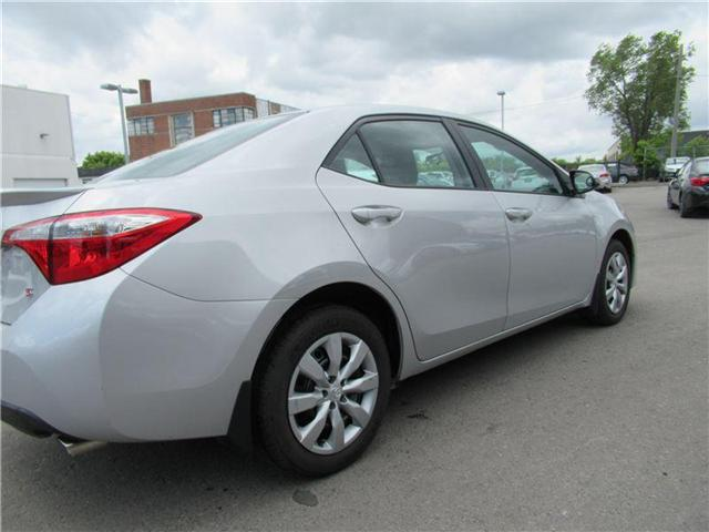 2016 Toyota Corolla LE (Stk: 15361A) in Toronto - Image 5 of 13