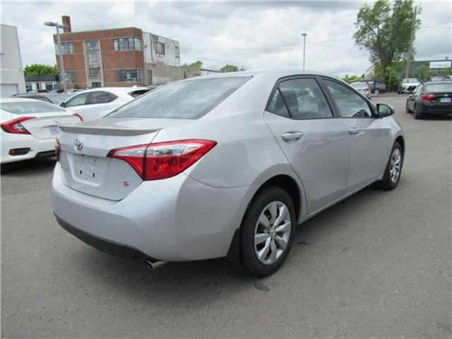 2016 Toyota Corolla LE (Stk: 15361A) in Toronto - Image 11 of 13