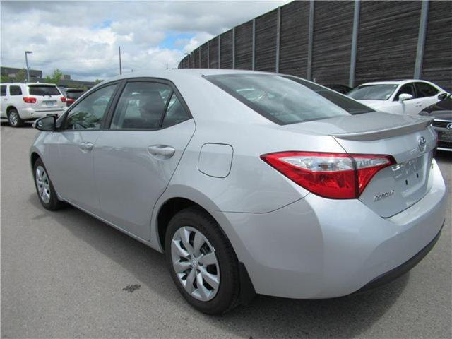 2016 Toyota Corolla LE (Stk: 15361A) in Toronto - Image 13 of 13