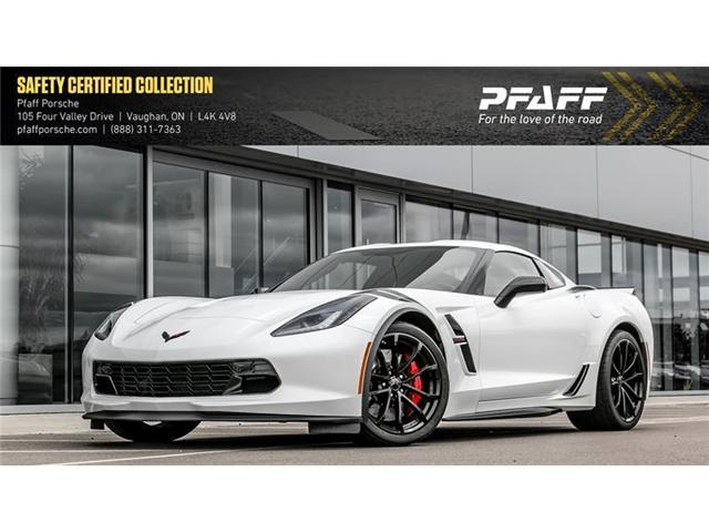 2017 Chevrolet Corvette Coupe Grand Sport (Stk: U7067A) in Vaughan - Image 1 of 22