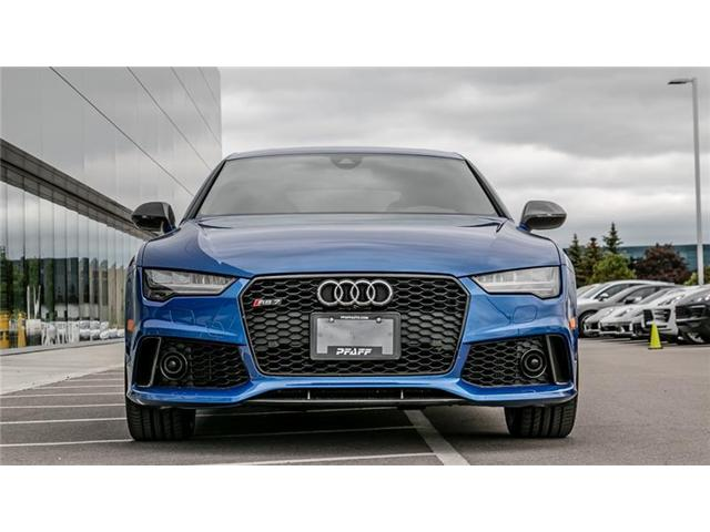 2017 Audi RS 7 4.0T Performance quattro 8sp Tiptronic (Stk: P12403A) in Vaughan - Image 2 of 22