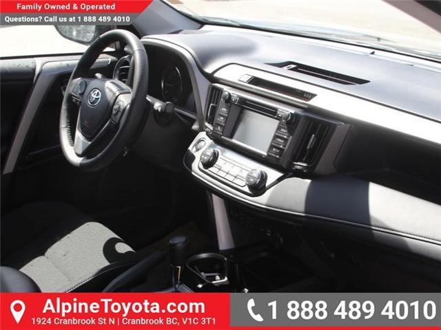 2018 Toyota RAV4  (Stk: W732336) in Cranbrook - Image 10 of 17
