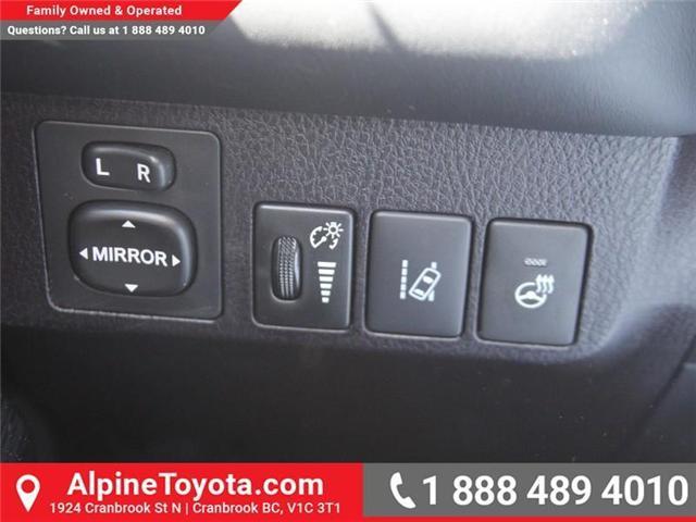 2018 Toyota RAV4  (Stk: W732336) in Cranbrook - Image 14 of 17