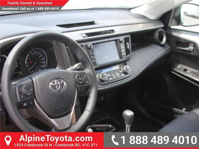 2018 Toyota RAV4 Limited (Stk: W784848) in Cranbrook - Image 9 of 20