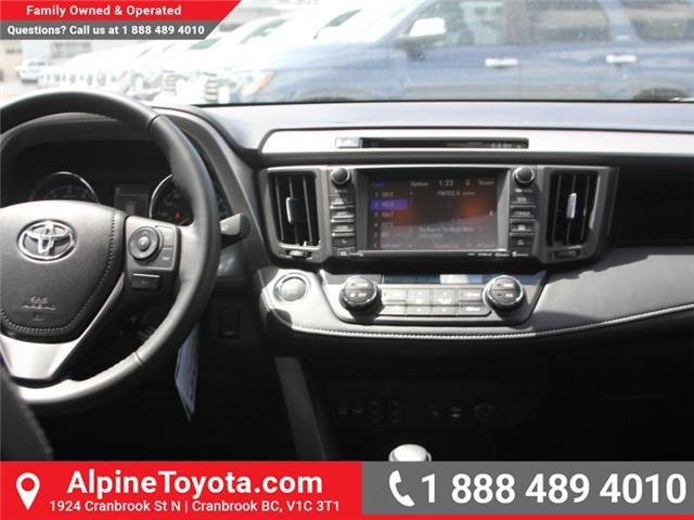 2018 Toyota RAV4 Limited (Stk: W784848) in Cranbrook - Image 10 of 20