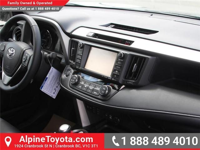 2018 Toyota RAV4 Limited (Stk: W784848) in Cranbrook - Image 11 of 20