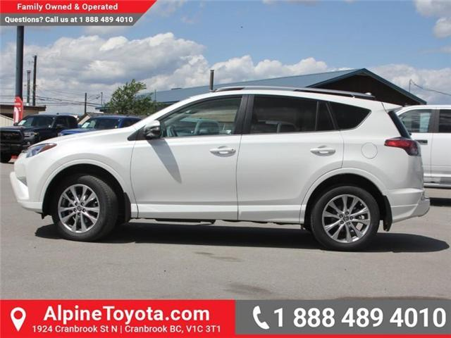 2018 Toyota RAV4 Limited (Stk: W784670) in Cranbrook - Image 2 of 19