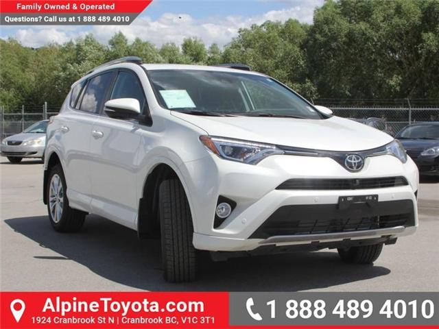 2018 Toyota RAV4 Limited (Stk: W784670) in Cranbrook - Image 7 of 19