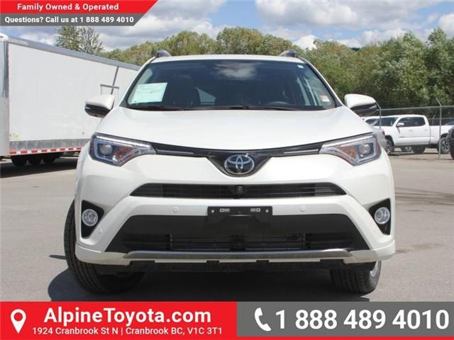 2018 Toyota RAV4 Limited (Stk: W784670) in Cranbrook - Image 8 of 19