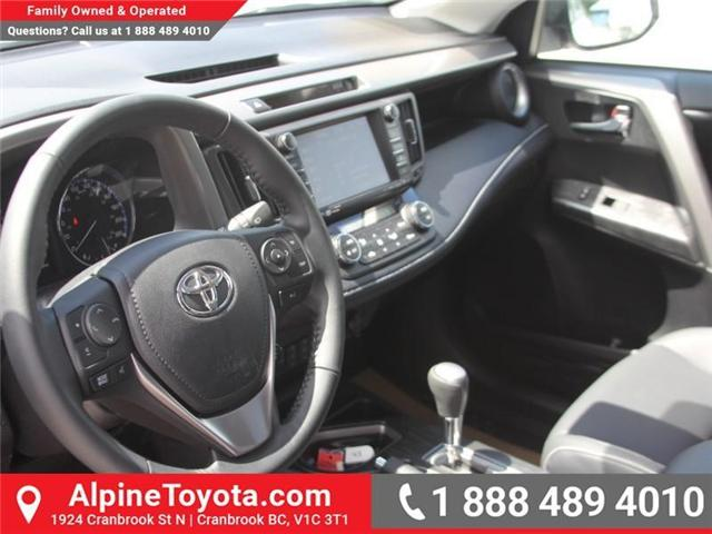 2018 Toyota RAV4 Limited (Stk: W784670) in Cranbrook - Image 9 of 19
