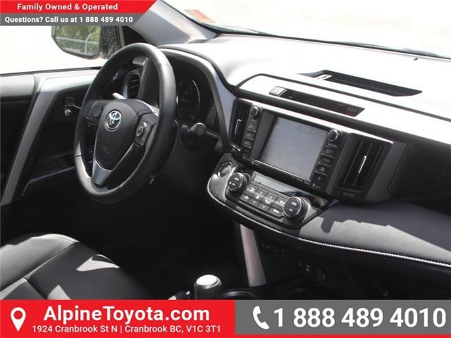 2018 Toyota RAV4 Limited (Stk: W784670) in Cranbrook - Image 11 of 19