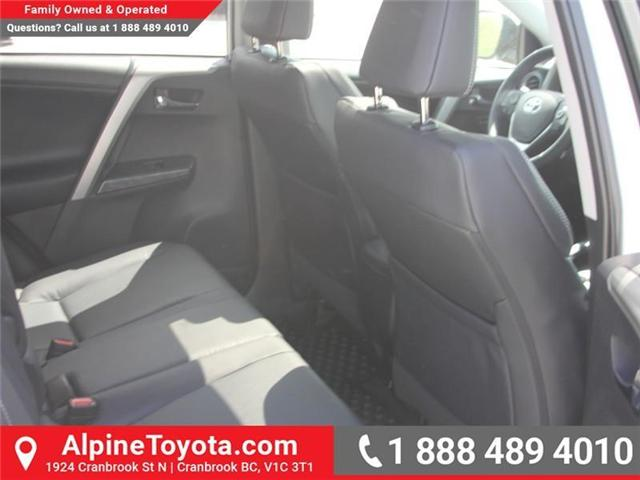 2018 Toyota RAV4 Limited (Stk: W784670) in Cranbrook - Image 12 of 19