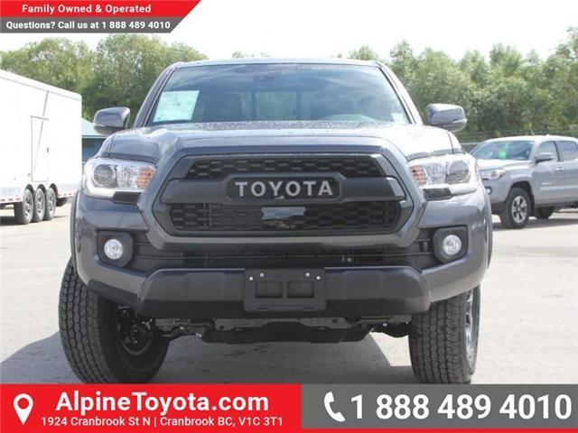 2018 Toyota Tacoma SR5 (Stk: X145720) in Cranbrook - Image 8 of 18