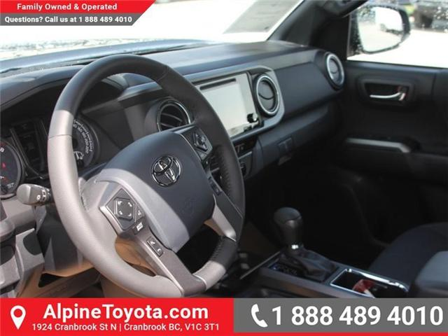 2018 Toyota Tacoma SR5 (Stk: X145720) in Cranbrook - Image 9 of 18