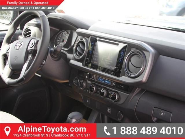 2018 Toyota Tacoma SR5 (Stk: X145720) in Cranbrook - Image 11 of 18