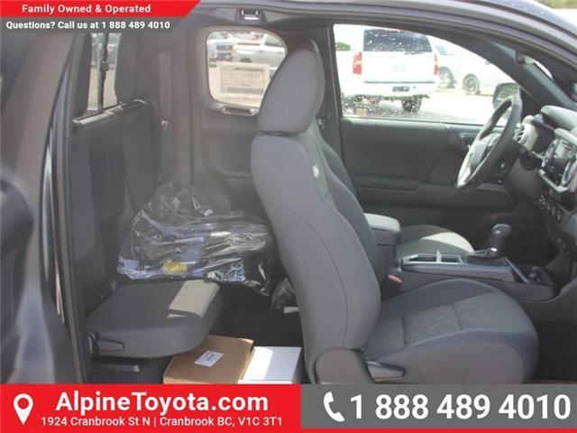 2018 Toyota Tacoma SR5 (Stk: X145720) in Cranbrook - Image 12 of 18