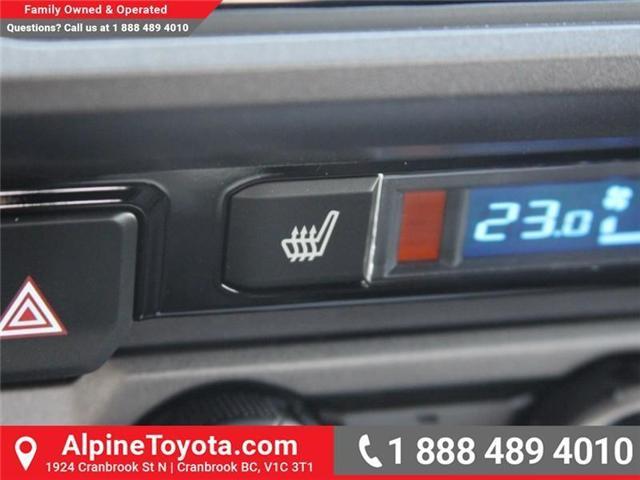 2018 Toyota Tacoma SR5 (Stk: X145720) in Cranbrook - Image 14 of 18
