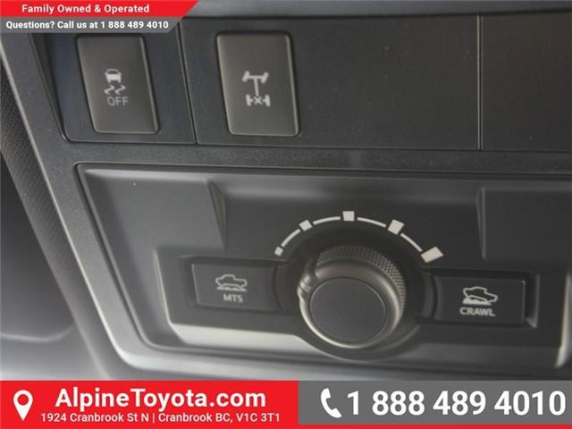 2018 Toyota Tacoma SR5 (Stk: X145720) in Cranbrook - Image 15 of 18