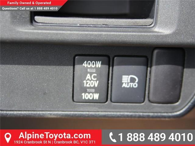 2018 Toyota Tacoma SR5 (Stk: X145720) in Cranbrook - Image 16 of 18